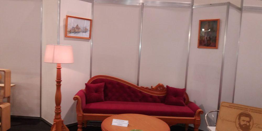 """Националното състезание  """"Мебели, стилни мебели и дърворезба"""""""